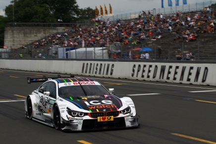 Un week-end difficile pour BMW en DTM