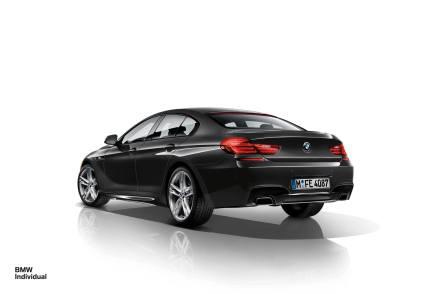 BMW présente une édition limitée de la Série 6 avec Bang &Olufsen