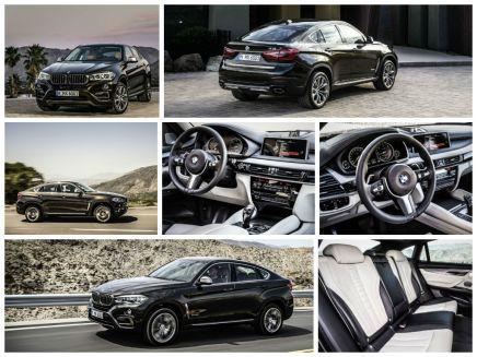 Le nouveau BMW X6 en avantpremière