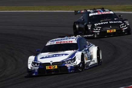 BMW signe un doublé ce weekend enDTM