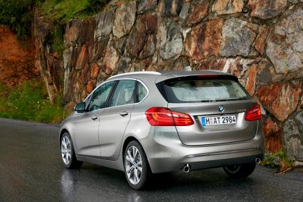 BMW exprime ses intentions avec la nouvelle Série 2 Active Tourer