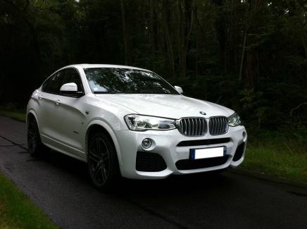A l'essai : BMW X4 xDrive30d MSport
