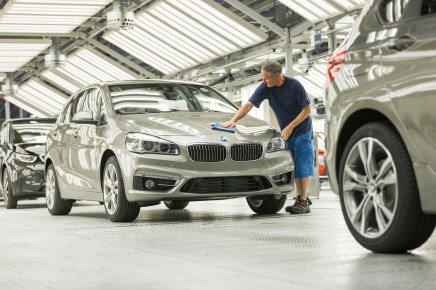 BMW lance la production de la Série 2 Active Tourer