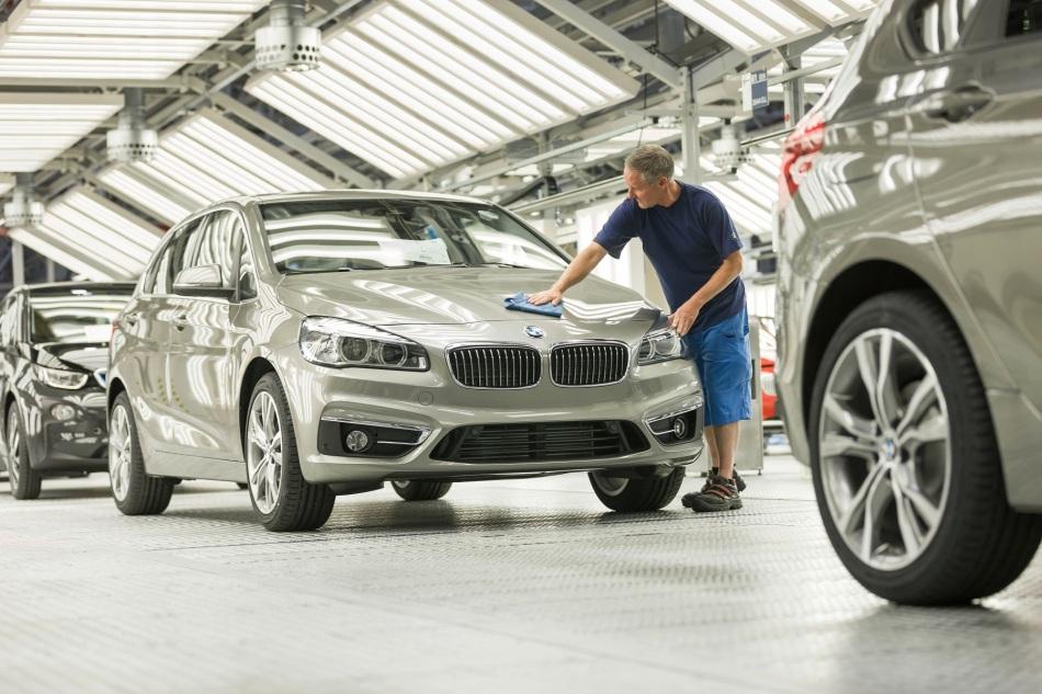 BMW lance la production de la Série 2 ActiveTourer