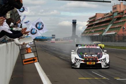 BMW s'impose une nouvelle fois en DTM ceweekend