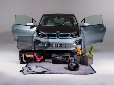 BMW présente de nouveaux accessoires pour lai3