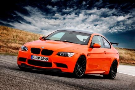 Coup d'œil dans le rétro : BMW M3GTS