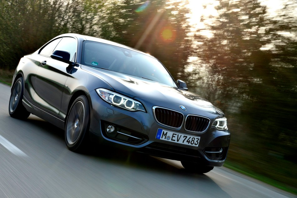 Un nouveau moteur pour la BMW Série 2Coupé