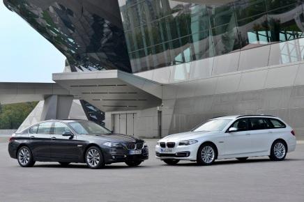 Les BMW 518d et 520d reçoivent de nouveauxmoteurs