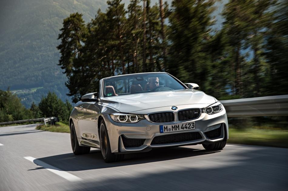 Le plein de photos de la nouvelle BMWM4