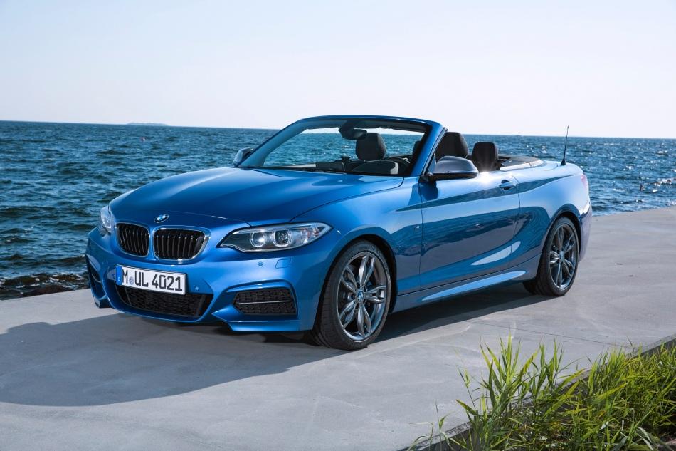 BMW dévoile officiellement la Série 2Cabriolet