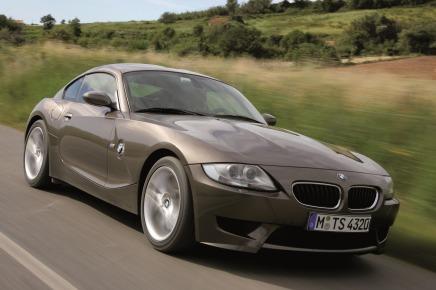 Coup d'œil dans le rétro : BMW Z4 MCoupé