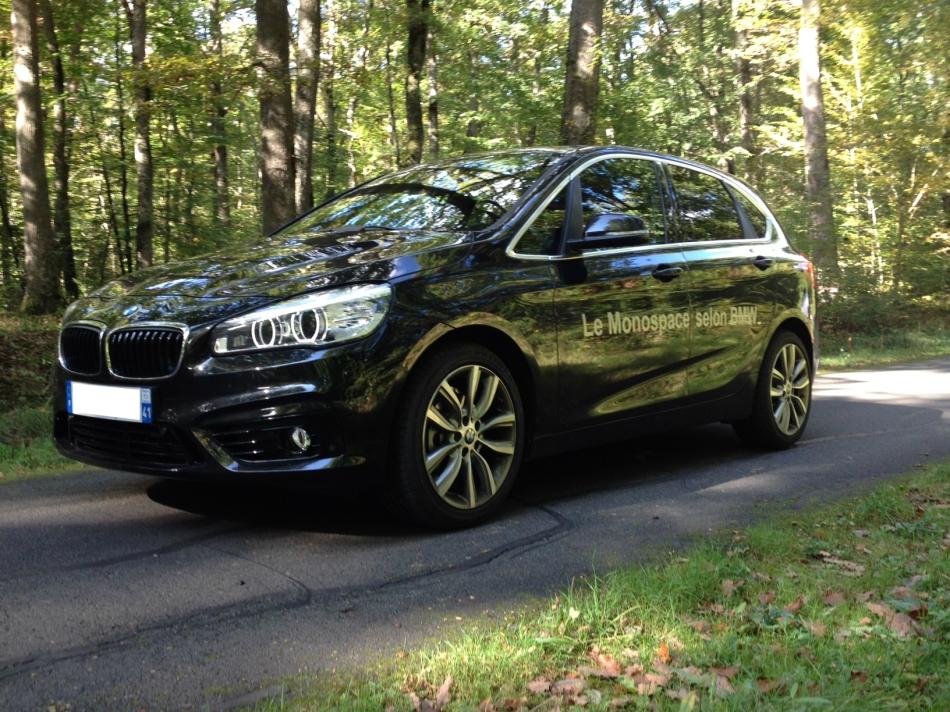 Essai BMW Série 2 ActiveTourer