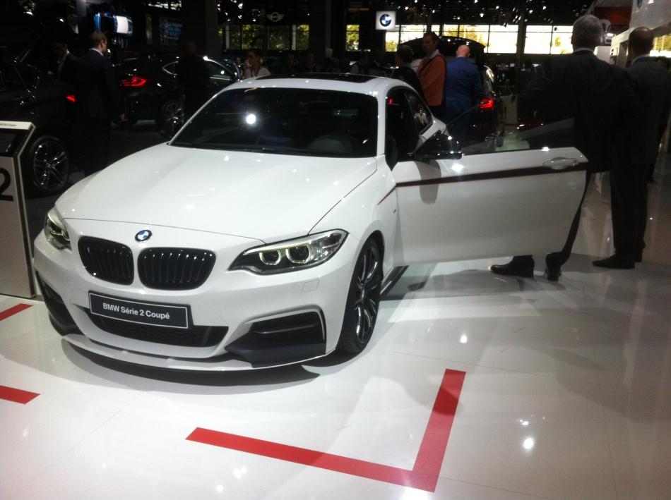 Mondial Auto 2014 : BMW M235i MPerformance