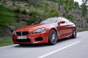 BMW M6 restylée