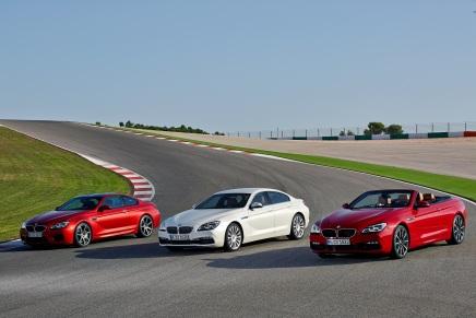 BMW offre un léger restylage à la gamme Série6