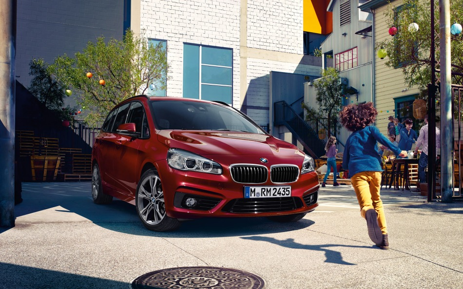 BMW annonce les tarifs de la nouvelle Série 2 GranTourer