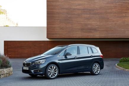 BMW dévoile officiellement la Série 2 GranTourer