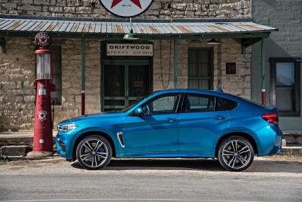 Galerie photos : BMW X6M