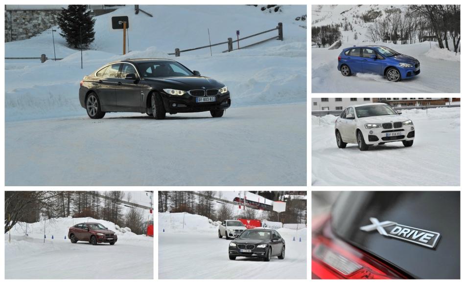 Retour en images sur le BMW xDrive Tour2015