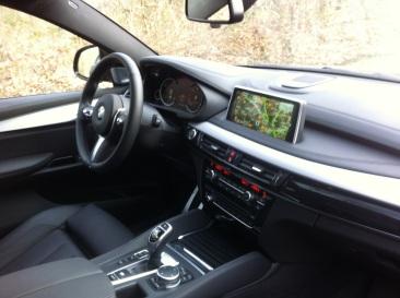 Essai BMW X6 M50d