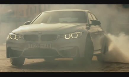 BMW en vedette dans Mission Impossible 5