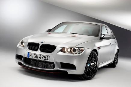 Coup d'œil dans le rétro : BMW M3CRT