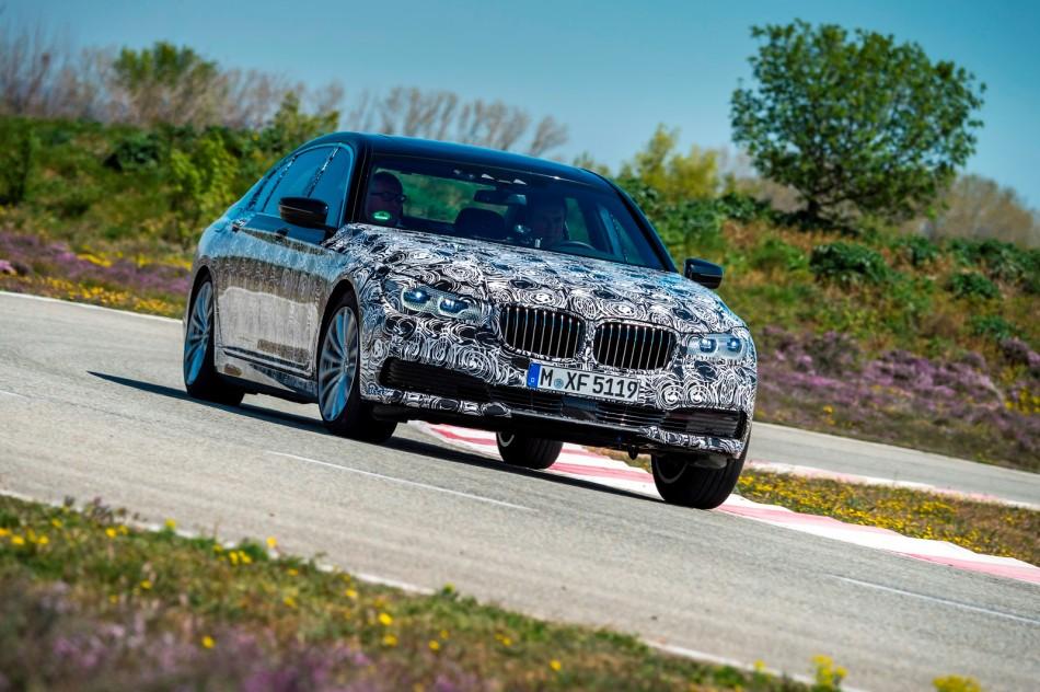 BMW livre les premiers secrets de la nouvelle Série7