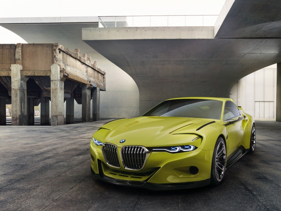 BMW 3.0 CSL Hommage : Retour vers lefutur