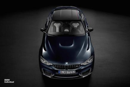BMW célèbre les 25 ans de sa branche de personnalisation Individual