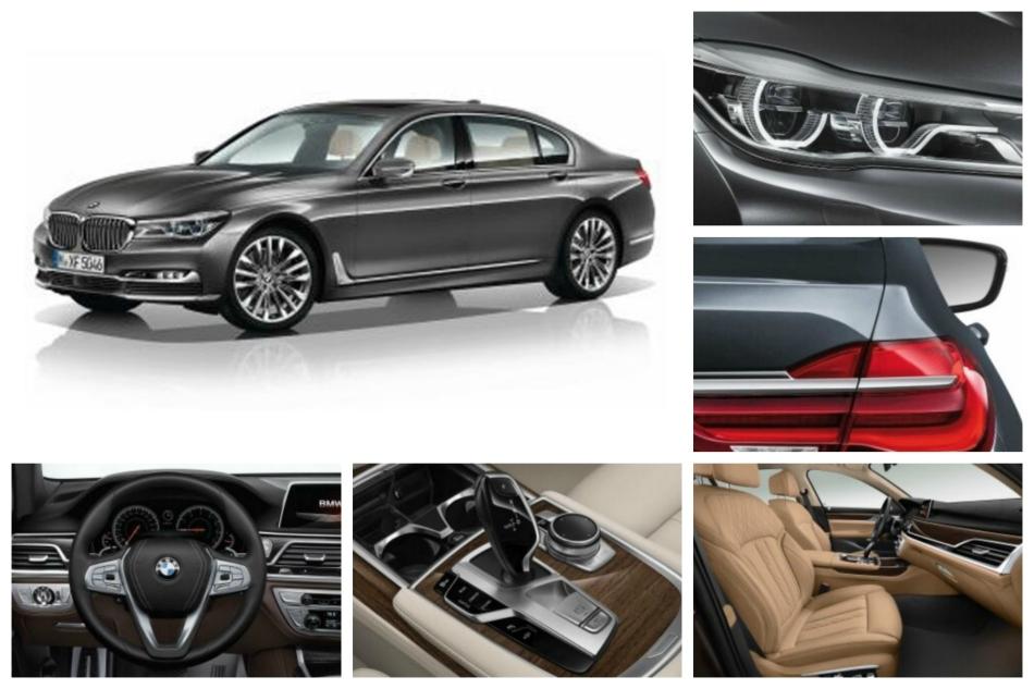 Un avant gout de la nouvelle BMW Série7