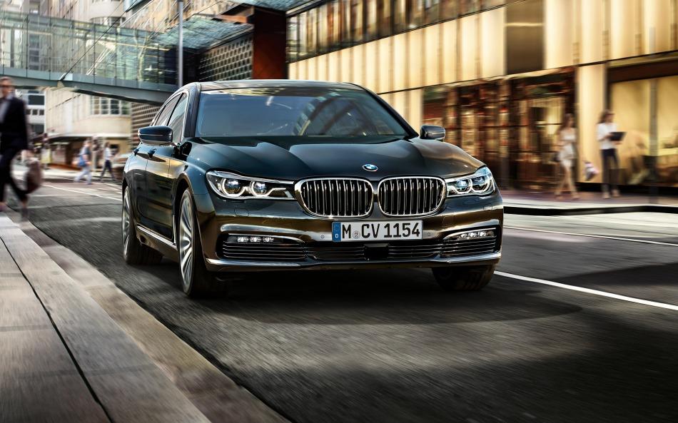 BMW annonce les tarifs de la nouvelle Série7