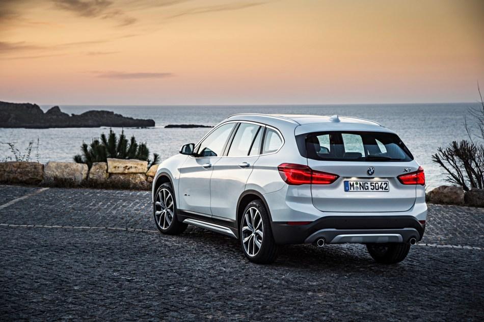 Galerie photos : BMWX1