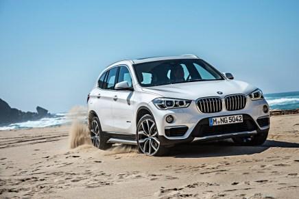BMW dévoile officiellement le nouveauX1