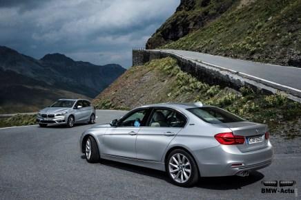 BMW annonce les tarifs des 225xe Active Tourer, 330e et X5xDrive40e