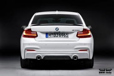 BMW M235i M Performance