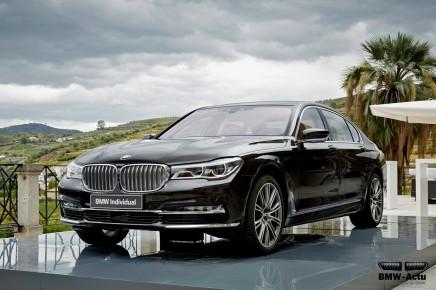 Partez en balade avec Loïck Peyron au volant de la nouvelle BMW Série7