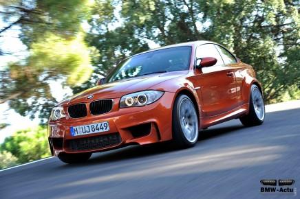 Coup d'œil dans le rétro : BMW Série 1M