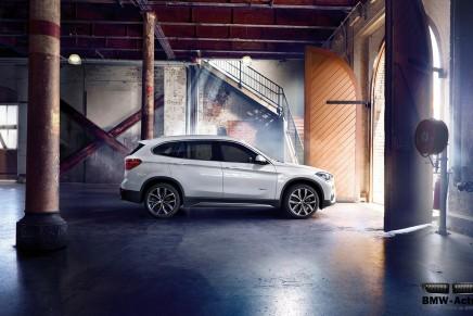 De nouveaux moteurs pour le BMWX1