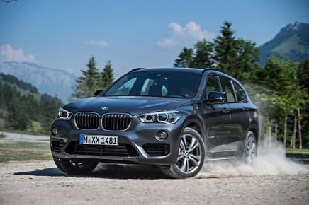 Le nouveau BMW X1 dans les moindresdétails