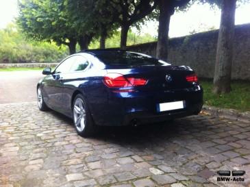 Essai BMW 640d M Sport