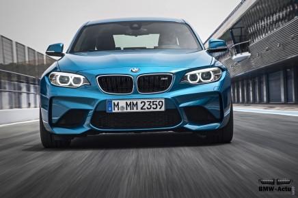 La nouvelle BMW M2 expliquée par sesconcepteurs