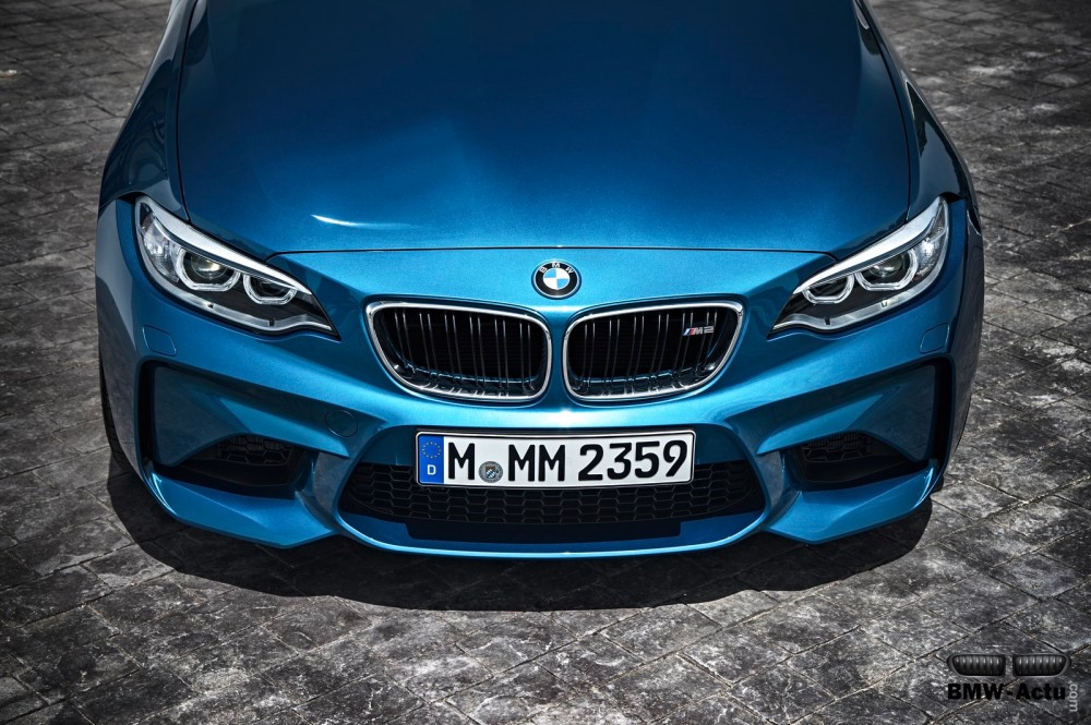BMW M2 - Octobre 2015 Bmw-m2-45