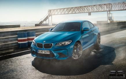 Embarquez dans la BMW M2 sur circuit avec une vidéo à 360°!