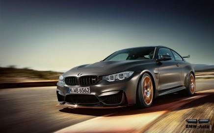 Tentez de remporter un baptême à bord de la BMW M4 GTS sur leNürburgring
