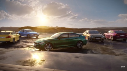 BMW présente de nouvelles teintes Individual pour la Série 4 GranCoupé