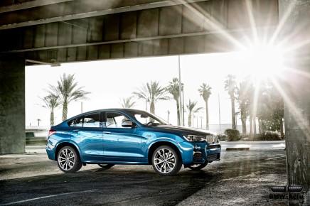 Galerie photos : BMW X4M40i
