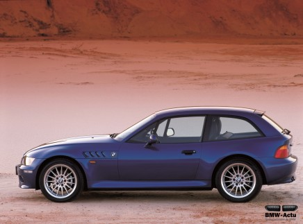 Coup d'œil dans le rétro : BMWZ3