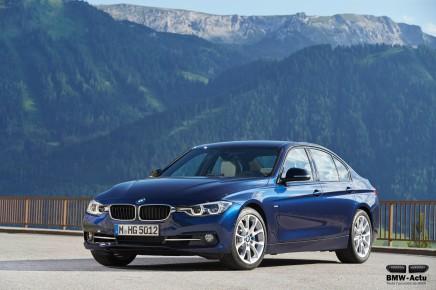 BMW prépare un Power Kit M Performance pour la340i