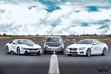 La complémentarité entre BMW i etBMW